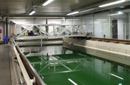 Voditelj projekta ORCHID posjetio bazen za modelska ispitivanja u Estoniji